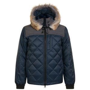 🎉HP🎊 Canada Goose quilt PRITCHARD coat  fur hood